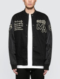 Maharishi Mani Stadium Jacket Picture