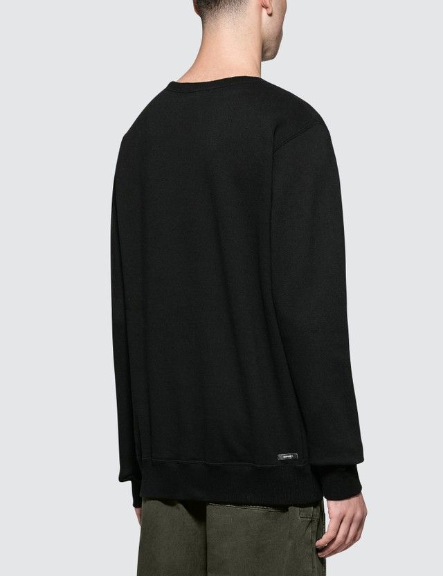 SOPHNET. Pocket Crew Neck Sweatshirt