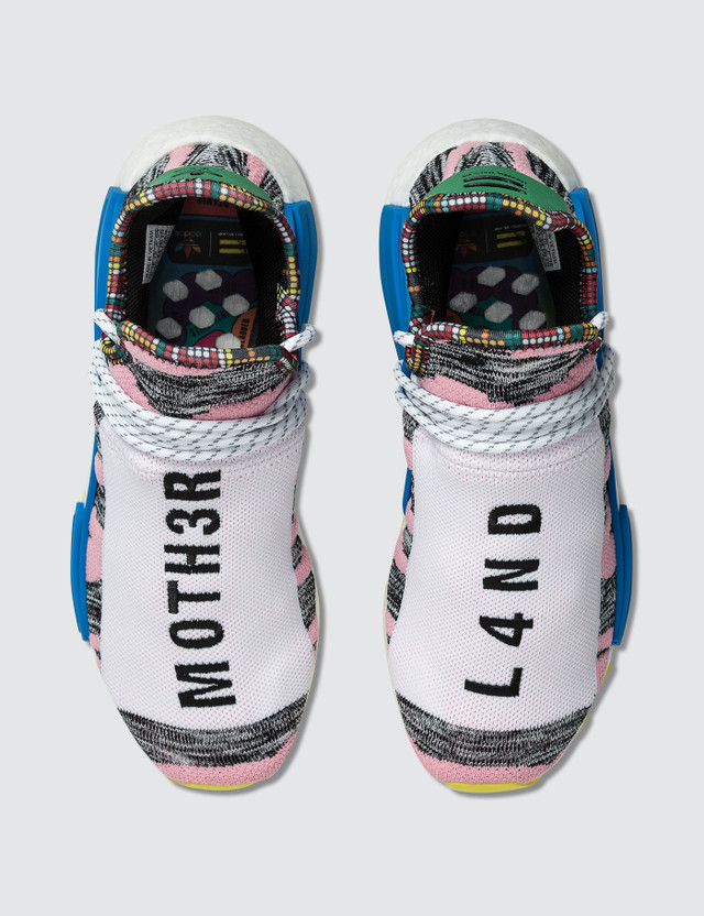 sports shoes ab873 c587b Pharrell Williams X Adidas Solar HU NMD