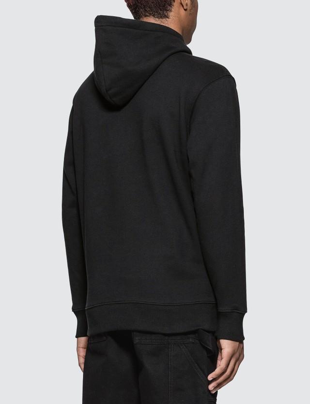 JW Anderson Embroideried Logo Hoodie
