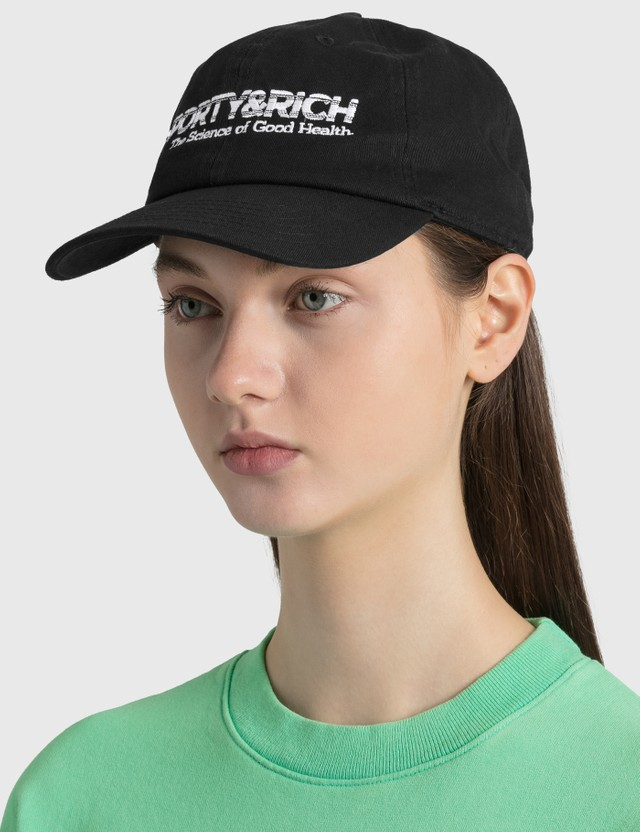 Sporty & Rich Science Of Good Health Hat