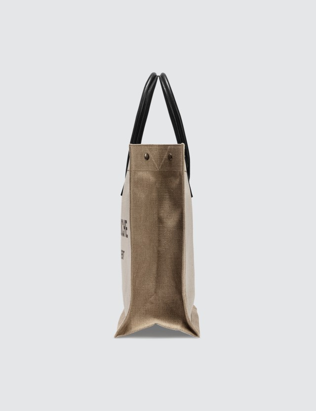 Saint Laurent Saint Laurent Rive Gauche Tote Bag