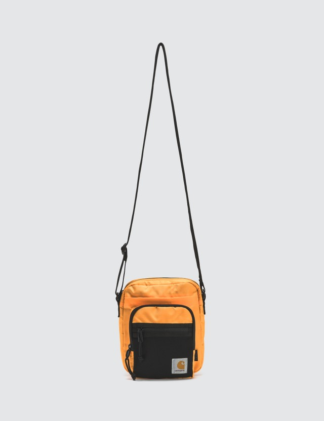Carhartt Work In Progress Delta Strap Bag Pop Orange Men