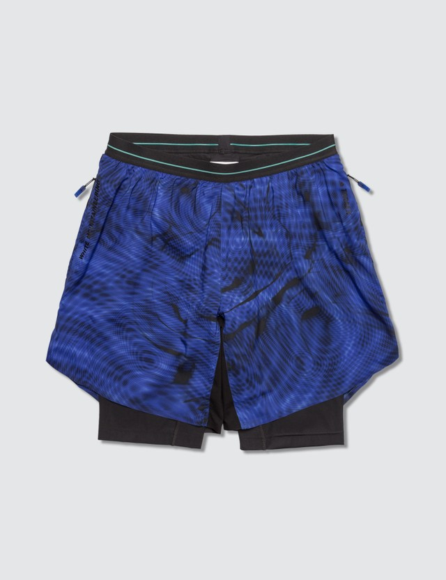 Adidas Originals White Mountaineering x Adidas Terrex WM 2 In 1 Shorts
