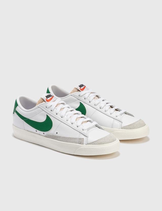 Nike Blazer Low '77 VNTG White/pine Green-sail-black Women