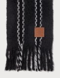 Loewe Mohair Stitches Scarf