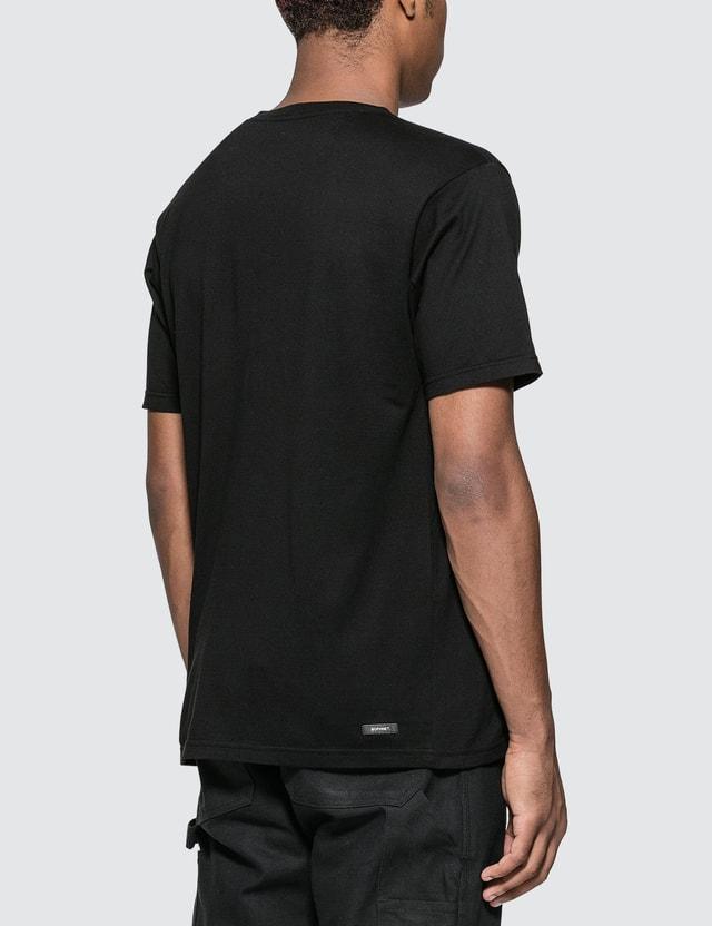SOPHNET. Camouflage Pocket T-Shirt