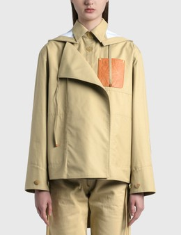 Loewe Military Hooded Parka