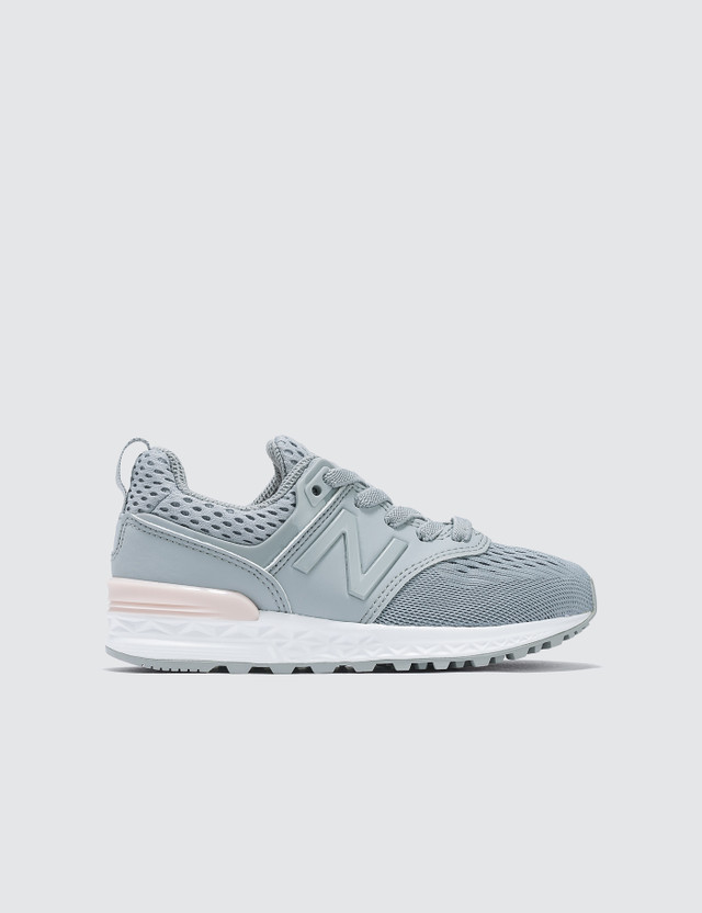 New Balance 574 Pre-School Grey Kids