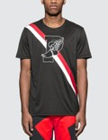 Polo Ralph Lauren P-Wing Graphic Print T-Shirt in Black Picture