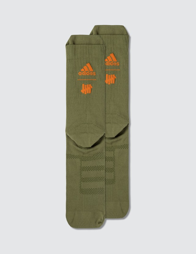 Adidas Originals UNDEFEATED x Adidas Socks