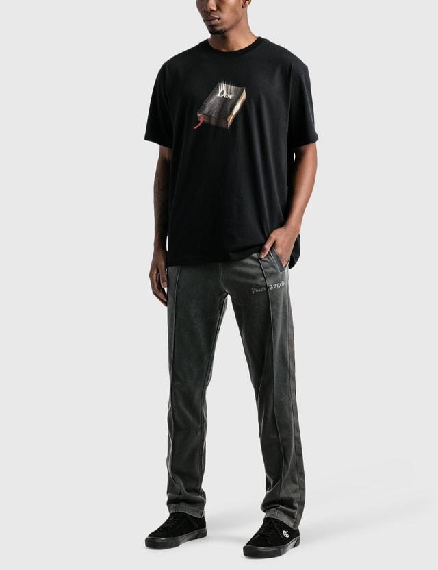 Dime Classic Book T-Shirt Black Men