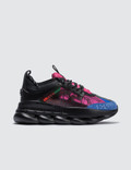 Versace Multicolor Chain Reaction Sneakers Picutre
