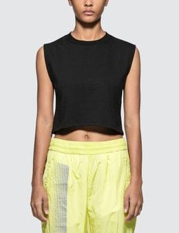Hanes x Karla The Sleeveless Crop T-shirt