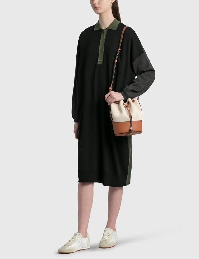 Loewe Small Balloon Bag Ecru/tan Women