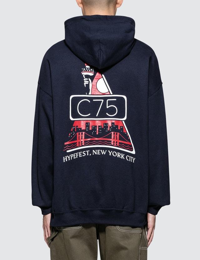 Club 75 NY State Of Mind Hoodie