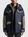 White Mountaineering WM x LMC Padded Jacket Picture