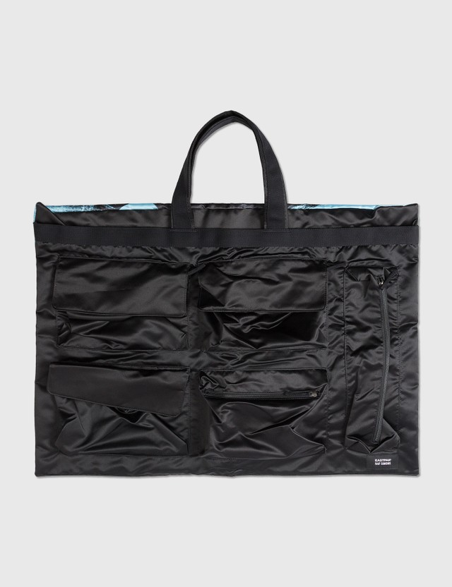 Raf Simons Raf Simons X Eastpak Multi Pockets Tote Bag Black Archives