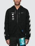 Off-White Mariana Zipped Hoodie Picture