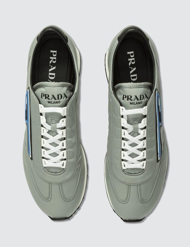 Prada Nylon Gabardine Sneaker