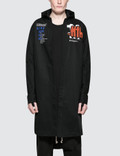 11 By Boris Bidjan Saberi Shaped Commemorative Jacket Picture