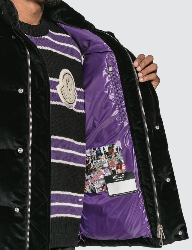 Moncler Genius Moncler Genius x Palm Angels Down Filled Malcom Jacket
