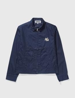BAPE Bape X Neighborhood Embroidery Zip Up Jacket