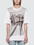Alexander McQueen Tulle Bodice T-shirt Picture
