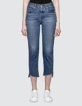 Levi's 501® Crop Jeans Picutre