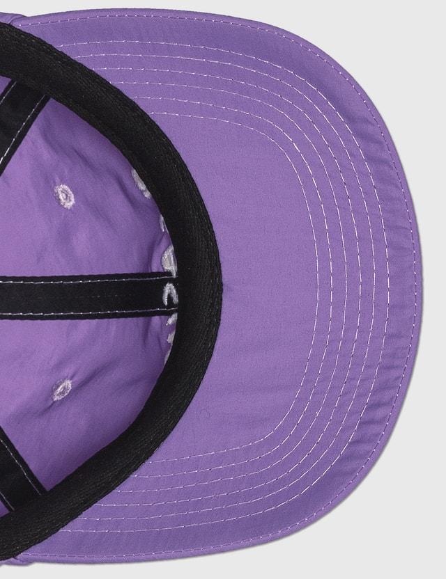Pleasures Hump Nylon Sport Cap Purple Men