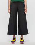 MSGM Wide Leg Cropped Pants Picture