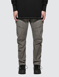 Guerrilla-group Garment Washed Cargo Pants Picture