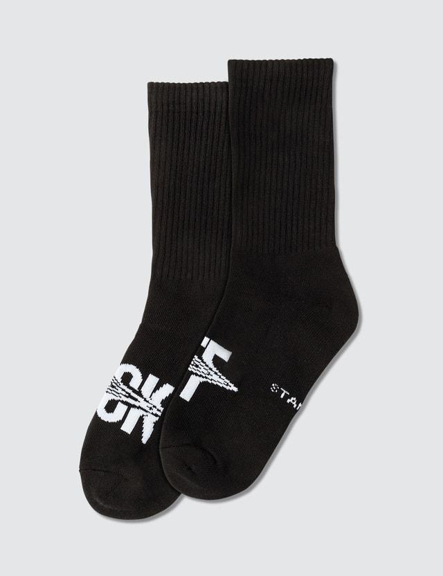 Stampd Fuck Off Socks