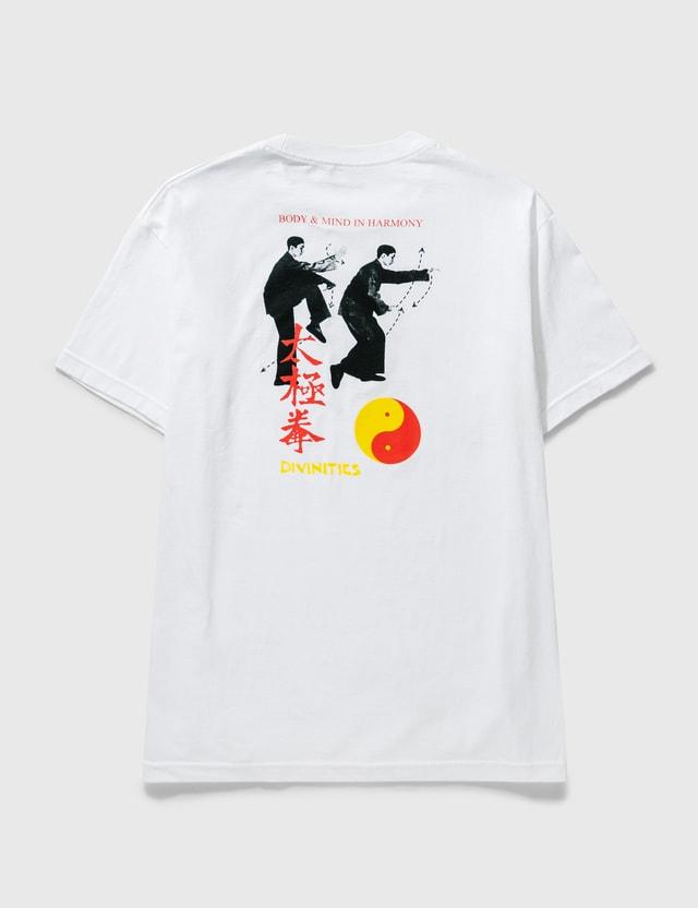 Divinities Tai Chi T-shirt White Men