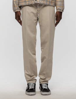 Ami Straight Fit Trousers