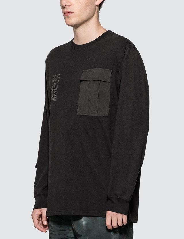 Maharishi Tech Cargo Long Sleeve T-shirt