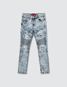 Haus of JR Dimitri Double Biker Jeans