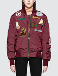 GCDS Patch Bomber Jacket Picture