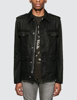 Saint Laurent Military Jacket