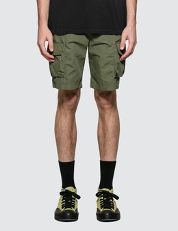 John Elliott Military Cargo Shorts