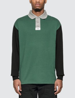 Rassvet Rugby Jersey Long Sleeve Polo
