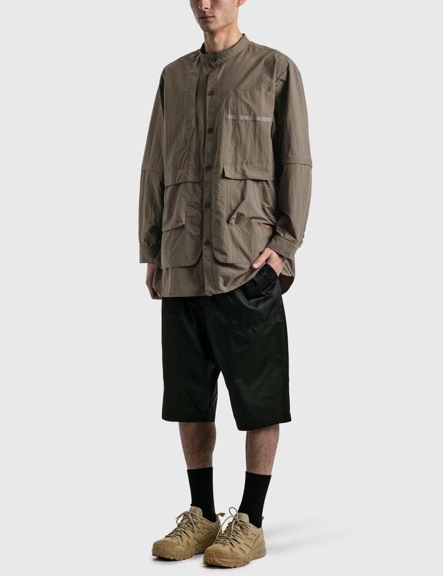 "GOOPiMADE Goopimade® ""TS-03"" 2-way Functional Shirt Sand Men"
