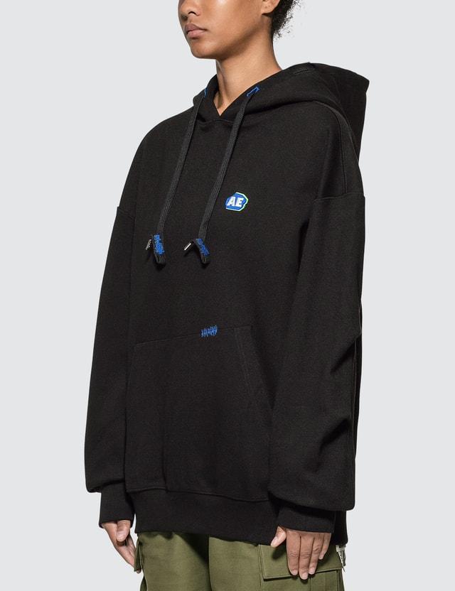 Ader Error Embroidered Logo Hoodie