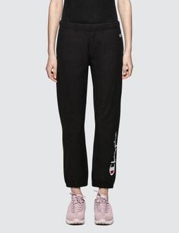 Champion Reverse Weave Elastic Cuff Pants