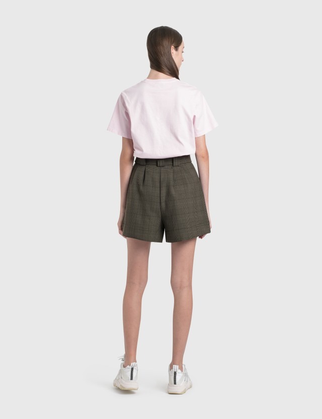 Ganni Suiting Shorts Kalamata Women