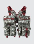 White Mountaineering White Mountaineering x Eastpak Multi Pocket Vest Bag Picture