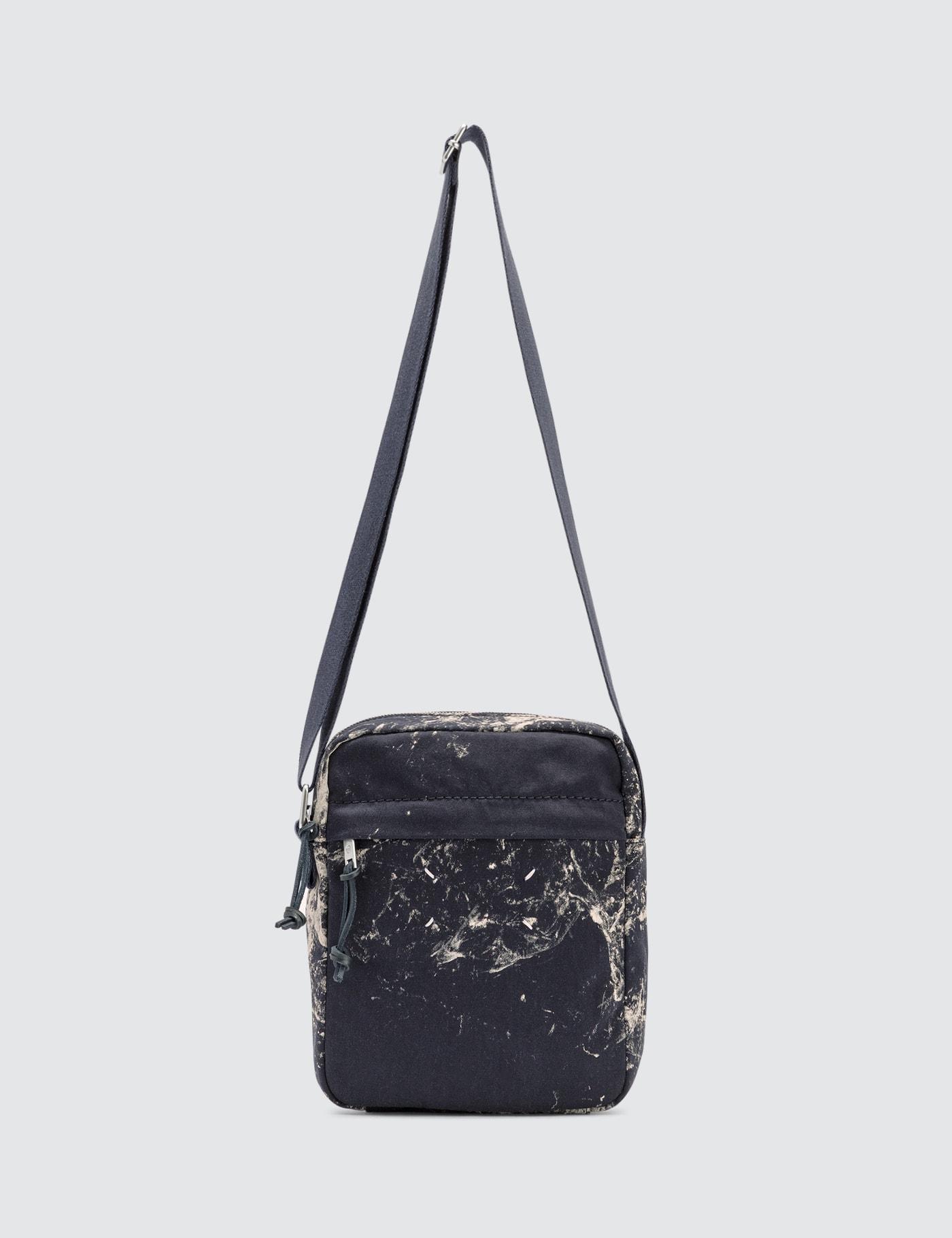 Paint Splatter Cross-body Bag