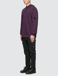 CP Company Garment Dyed Light Fleece Hoodie