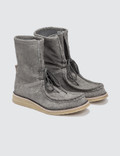 Hender Scheme Shaggy Gray Men