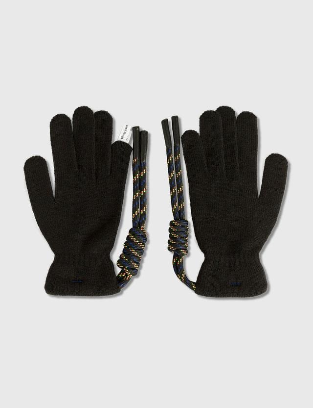 Ader Error Crumple Gloves